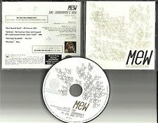 MEW The Zookeeper's Boy w/ RARE RADIO EDIT PROMO Radio DJ CD Single 2006 USA
