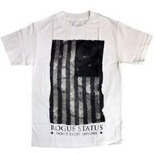 DTA RS Flag T-Shirt Athletic White