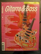 GITARRE & BASS 2005 # 6 - BLACK SABBATH NUNO BETTENCOURT NEAL SCHON OASIS COLDPL