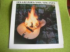 LP GRANDES VOIX TZIGANES-CHANT DU MONDE LDX 74820