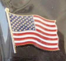 New listing Us U.S. United States American Flag lapel pin
