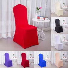 Kitchen Computer Desk Chair Stretch Full Cover Banquet Protector Restaurant Bulk