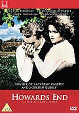 Howard's End DVD Brand New And Factory Sealed Helena Bonham Carter Emma Thompson