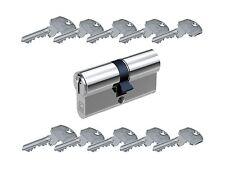 Schließzylinder Türschloss Basi AS modus verschieden schließend mit 10 Schlüssel