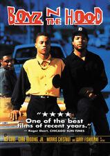 Boyz N the hood Ice Cube cult movie poster print