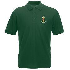 Polo Howards vert logo brodé Howards vert