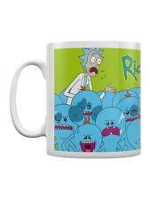 Rick and Morty Kaffeebecher Mr. Meeseeks weiß
