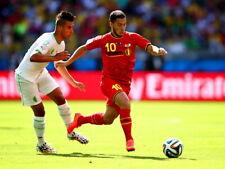 Eden Hazard Belgium World Cup Brazil Soccer Football Giant Print POSTER Affiche