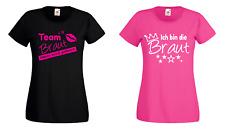 Damen T Shirt JGA, Junggesellinnenabschied, Braut Security, Hochzeit,Trauzeugin