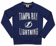 Outerstuff NHL Youth/Kids Tampa Bay Lightning Performance Fleece Sweatshirt