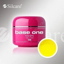Silcare Neon Gel Uv Unghie 5g Professionale Offertissima