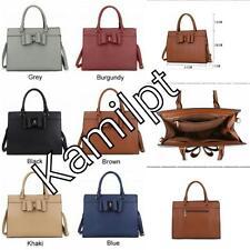 New Designer Large Womens  Purse Style Tote Shoulder Bag Handbag Ladies  PAPAYA
