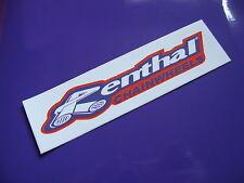 RENTHAL CHAINWHEELS sticker/decal x2
