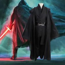 Retro Star Wars Robe Anakin Skywalke Jedi Cosplay Cloak Costume Complete Suit