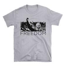 Freedom Nelson Mandela Shirt - 100% Cotton Shirt Tee Shirt