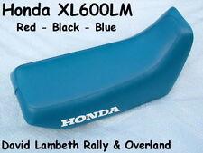 Honda XL600LM LMF Seatcover Coprisella Sitzbezug Housse de Selle Funda Asiento