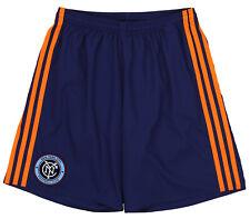 adidas Men's MLS Adizero Team Replica Short, New York City FC- Navy