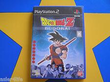 DRAGONBALL Z BUDOKAI - PLAYSTATION 2 - PS2