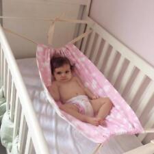 Baby Bed Sleeping Hammock Swings Detachable Portable Folding Crib Indoor Outdoor