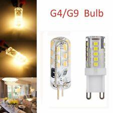 New G4/G9 LED Lamp Bulb SMD Capsule Corn Light Bulb 12V/220V Warm/Cool White