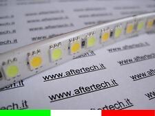 W+WW 5m 600 LED STRIP STRISCIA BILANCIAMENTO BIANCO CALDO E FREDDO SMD5050 120w