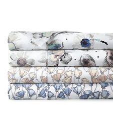 Luxury 22-inch Extra-Deep Pocket 100-percent Cotton Sateen Sheet Set