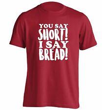 Short bread t-shirt biscuit sweet Scottish recipe tin luxury joke gift 3927