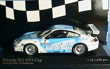 PORSCHE 911 GT3 CUP #7 SUPERCUP 2006 KONRAD MINICHAMPS 400066407 1/43 NEUGAUSER