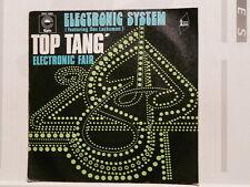 ELECTRONIC SYSTEM ( DAN LACKSMAN ) Top tang / electronic fair EPC 1261