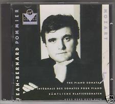 MOZART PIANO SONATAS K 533 545 570 576 JEAN BERNARD POMMIER CD
