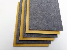 Filzgleiter Filzplatte stark selbstklebend z.B. für Möbel Dämmfilz 200 x 300mm