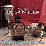 Verdi: Luisa Miller ECD (CD, Apr-2003, 2 Discs, Decca) Pavarotti, Caballe,