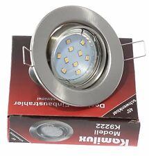 Kamilux® SMD LED Decken Strahler Einbau Lampen Einbauleuchten Spots 230V 5W TOM