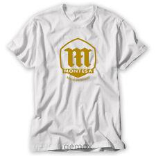 Montesa Espana Motorcycles White T-Shirt Sz S - 5XL