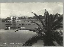 bari circolo canottieri vecchia cartolina  1952