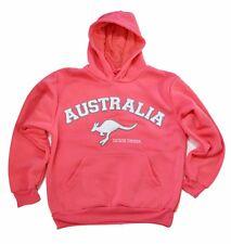 Adults Jumper Hoodie Jacket Kangaroo Sydney Australia Australian Souvenir