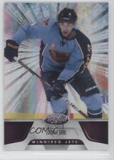 2011 Panini Certified Totally Purple #38 Evander Kane Winnipeg Jets Hockey Card