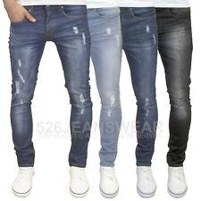 Rock & Religion Men's Ripped Skinny Stretch Fit Denim Jeans, BNWT