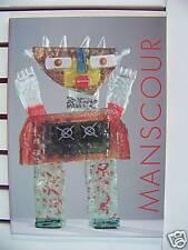 MANSCOUR BY LISETTE ALIBERT 2007 ISBN 2952422705 (NEW)