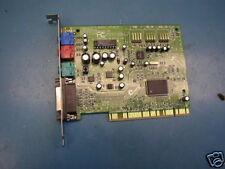 Creative CT4810 PCI Sound Card