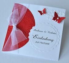 Einladungskarten Einladungen Hochzeit Menü Tischkarte Danksagung Geburtstag  28 0