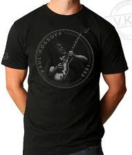 Paul kossoff du libre, guitar hero cool pièce t shirt par vkg