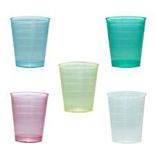 Medicine Cup Schnaps Glasses Various Colors Medicine Cup Shot Glass