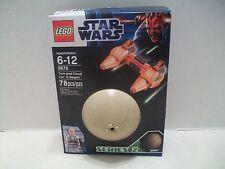 """Lego #9678 Star Wars """"Twin-pod Cloud Car & Bespin"""" Rare & Hard To Find NIB 2012!"""