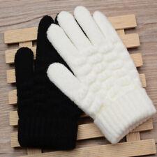 FR_ EG _ femme homme hiver tricot gants d'écran tactile SMS capacitif smartphon