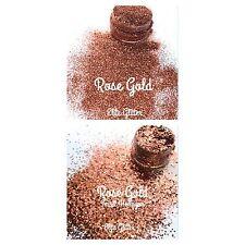 Nail Art Glitter Rose Gold Ultra Fine Chunky Hexagon  004 008 5g/10g
