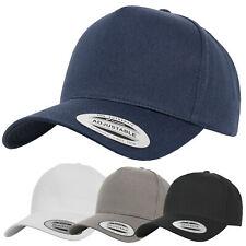 5b85bdc237155 Flexfit 5-Panel Curved Classic Snapback Cap - One Size