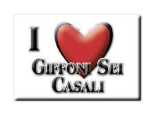 CALAMITA CAMPANIA FRIDGE MAGNET MAGNETE SOUVENIR LOVE GIFFONI SEI CASALI (SA)