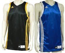 Adidas EU Club Jersey Basketball Vest Tops, in sizes 2XT, 3XT - E73888