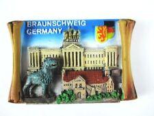 Braunschweig  Polyresin Magnet Germany Deutschland Souvenir,Neu
